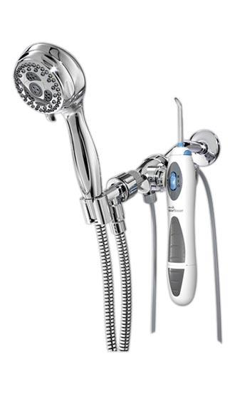 waterpik wp 480w shower floss review 70 consumer opinions. Black Bedroom Furniture Sets. Home Design Ideas