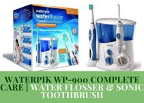Waterpik WP-900 Complete Care Water Flosser and Sonic Toothbrush Review
