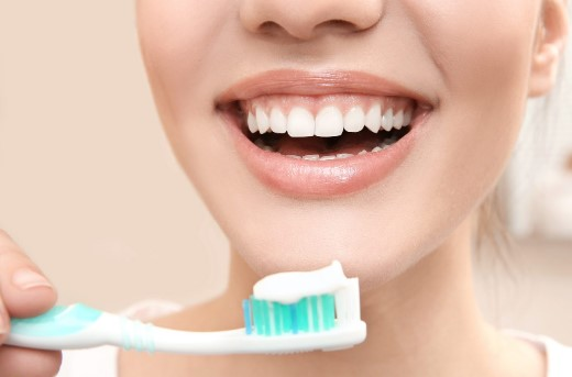 Brushing your teeth correctly will help stop your gums from bleeding