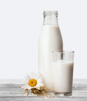 Dairy products can help whiten your smile