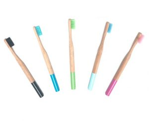A hard bristle toothbrush could be damaging your gums