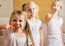 dental health tips for children
