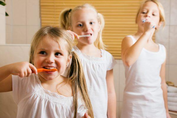 dental health tips for children