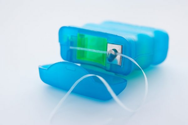 flossing for kids