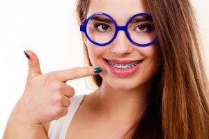 is a water flosser good for braces