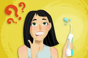 Does A Water Flosser Work? A Dentist Explains