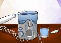 How to clean your waterpik and other flossers.