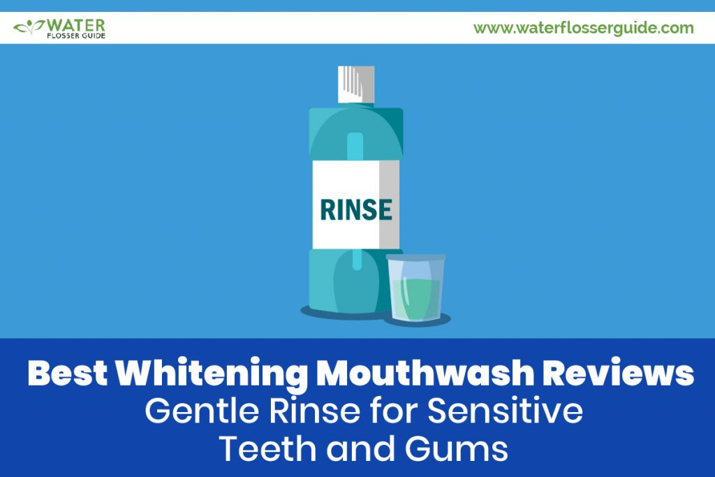 The surge in popularity of these products shouldn't come as a surprise since a lot of folks concoct their own teeth whitening rinses since time immemorial